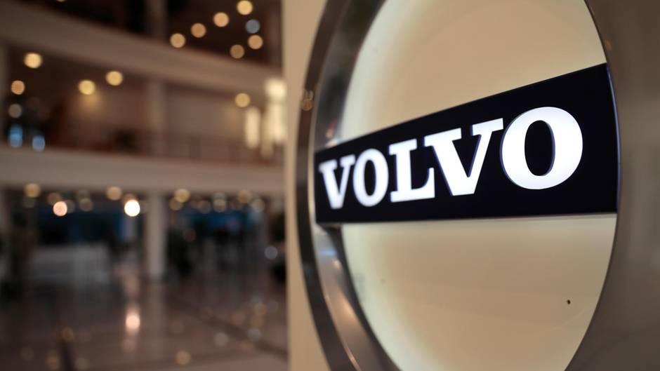Markenlogo Volvo - Rückruf von zwei Millionen Autos