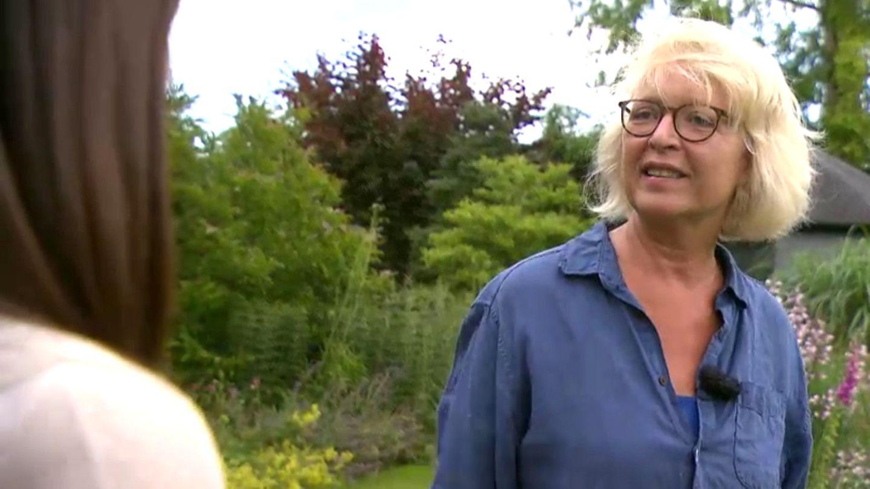 Video Interview: Meike Winnemuth über das Glück im Garten Wand