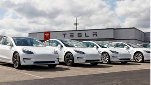 Tesla ist erstmal wertvollster Autobauer