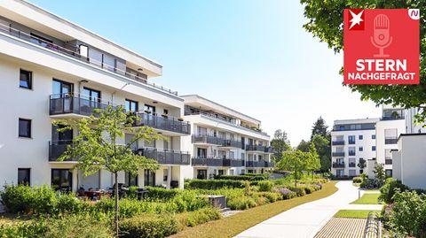 """""""STERN nachgefragt"""": Fallen jetzt Mieten und Kaufpreise? So beeinflusst die Coronakrise den Immobilienmarkt"""
