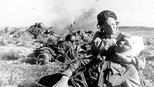 Die Rote Armee erlitt enorme Verluste, konnte aber keinen entscheidenden Sieg erringen.