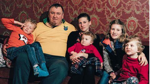 Die Familie Lastzka