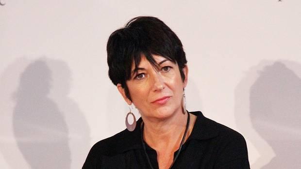 Ghislaine Maxwell im Jahr 2013