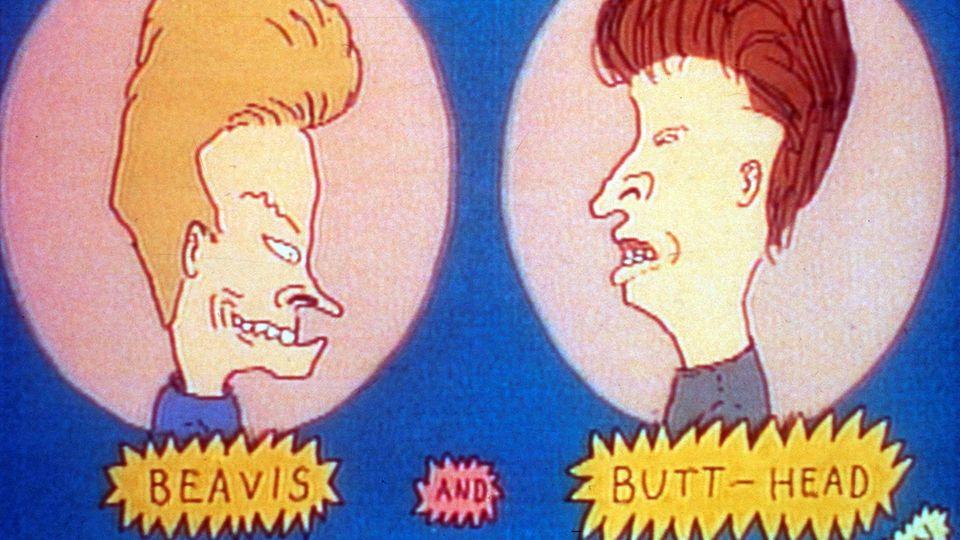 """US-Zeichentrickserie """"Beavis and Butt-Head"""" wird neu aufgelegt"""