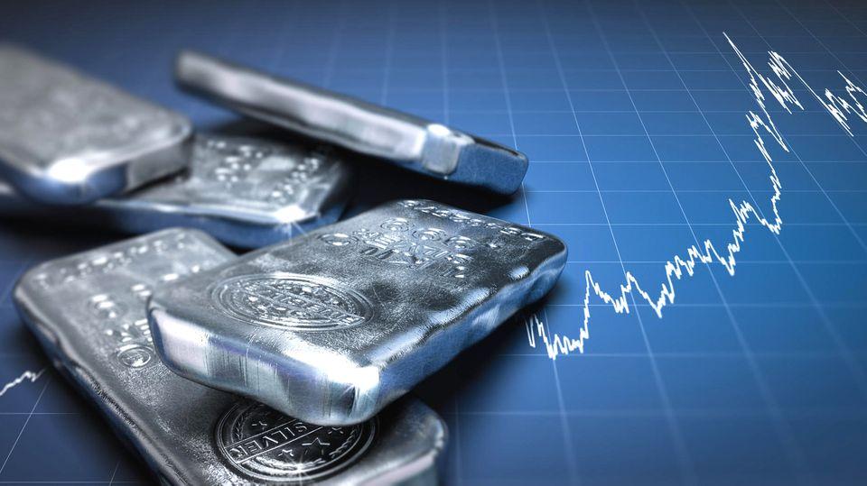 Finanztipps: Geldanlage in Krisenzeiten: Ist Silber das bessere Gold?