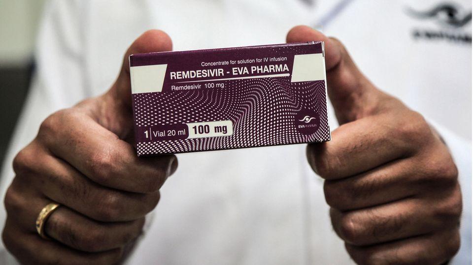 Remdesivir als Covid-19-Medikament zugelassen: So kann das Mittel helfen