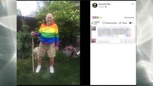 Kenneth Felts auf Facebook