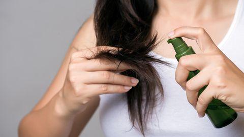 Arganöl für die Haare: Das pflanzliche Öl eignet sich für verschiedene Einsatzbereiche
