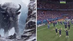 Island präsentiert neues Wappen in epischem Video