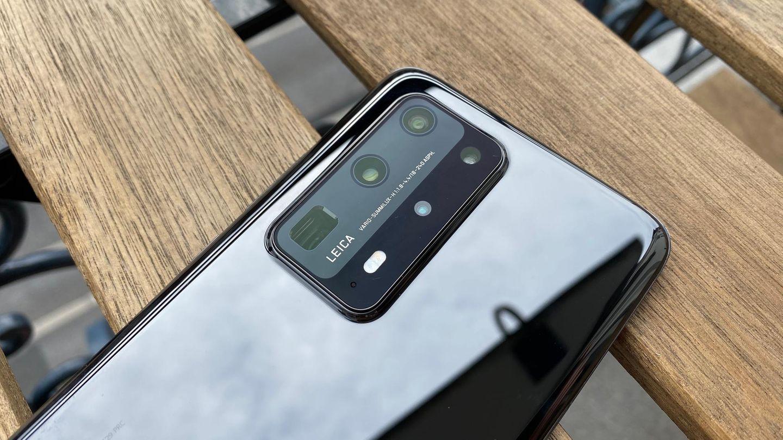 Die Fünffach-Kamera ist der klare Star des Huawei P40 Pro+