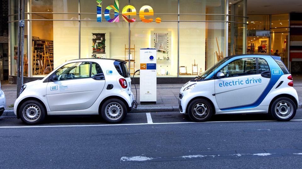 Mobilität in der Coronakrise: Share Now, Sixt, Miles und Co.: Welcher Carsharing-Anbieter derzeit am günstigsten ist