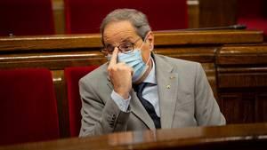 Der katalanische Regionalpräsident Quim Torra