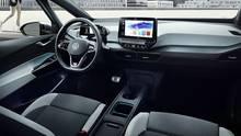 Beim ID.3 hatte VW mit Softwareproblemen zu kämpfen