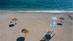 Strandurlaub fällt für viele Deutsche in diesem Jahr aus