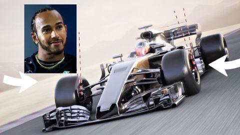 Formel-1-Weltmeister: Neue Rennserie Extreme E: Lewis Hamilton geht mit eigenem Team an den Start