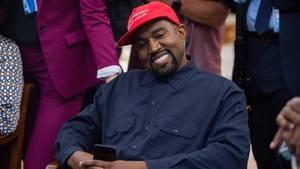 """Kanye West: US-Rapper will US-Präsident werden – """"Amerikas Versprechen"""""""
