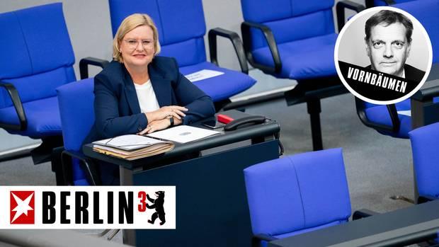 Eva Högl wurde erst Anfang Mai zur Wehrbeauftragten benannt