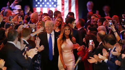 Donald Trump Sieg 2016