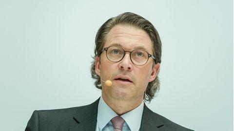 Kämpft gegen den verschärften Bußgeldkatalog für Autofahrer: Bundesverkehrsminister Andreas Scheuer (CSU)