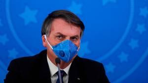 Jair Bolsonaro: Brasiliens Präsident zeigt Corona-Symptome und unterzieht sich Test