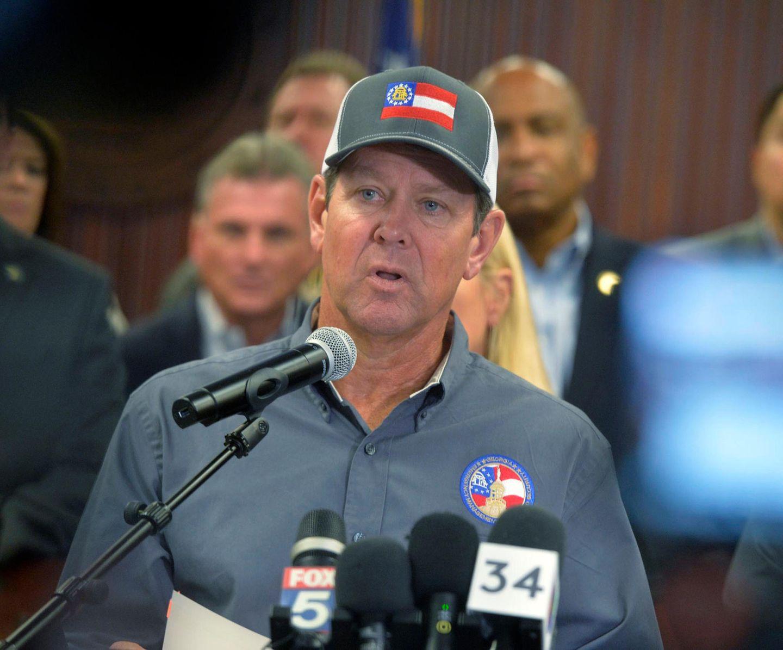 Brian Kemp, Gouverneur im US-Bundesstaat Georgia