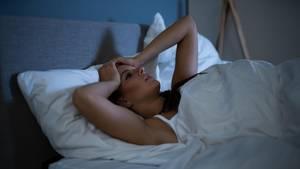 Viele Menschen leiden unter Schlafproblemen