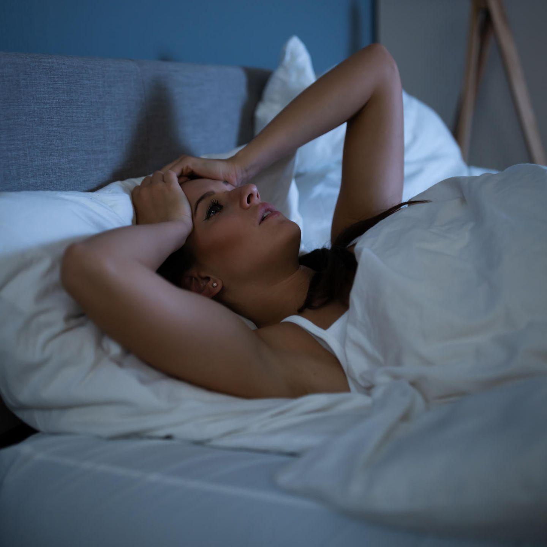 Was kann man tun wenn man nicht schlafen kann