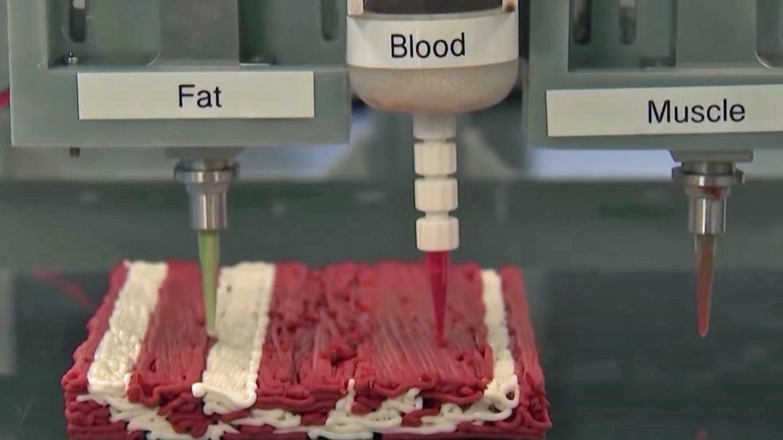 Fleischdrucker von Redefine Meat