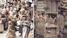 Tokio Anfang des 20. Jahrhunderts