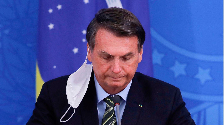 Brasiliens Präsident Jair Bolsonaro wurde positiv auf das Coronavirus getestet