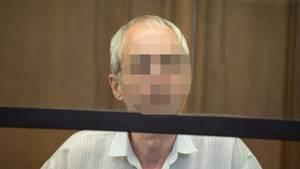 Der Angeklagte Gregor S. am letzten Prozesstag
