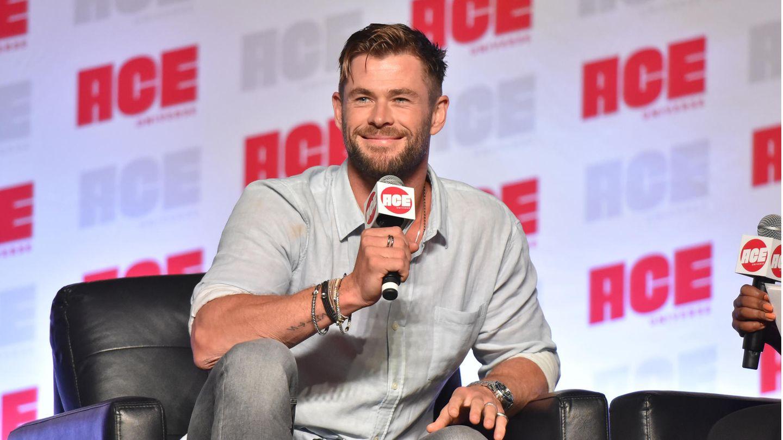 Chris Hemsworth wird Hulk Hogan