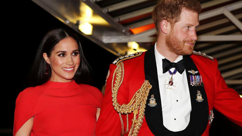 Meghan und Harry bei einem ihrer letzten Auftritte für das britische Königshaus im März dieses Jahres