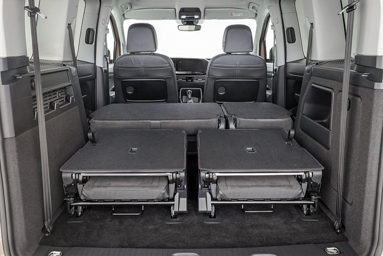 VW Caddy Generation 5