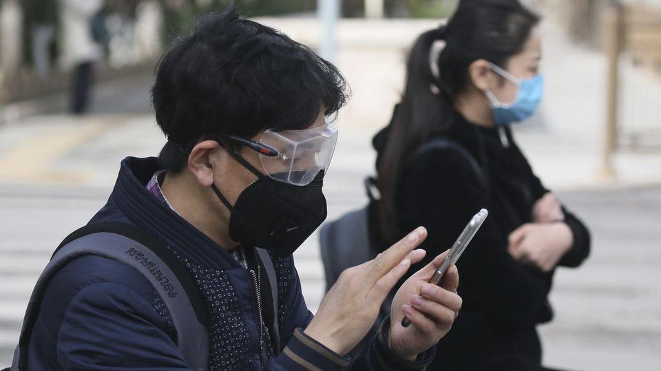 Überwachungsstaat: So überwacht China seine Bürger mit der Corona-App