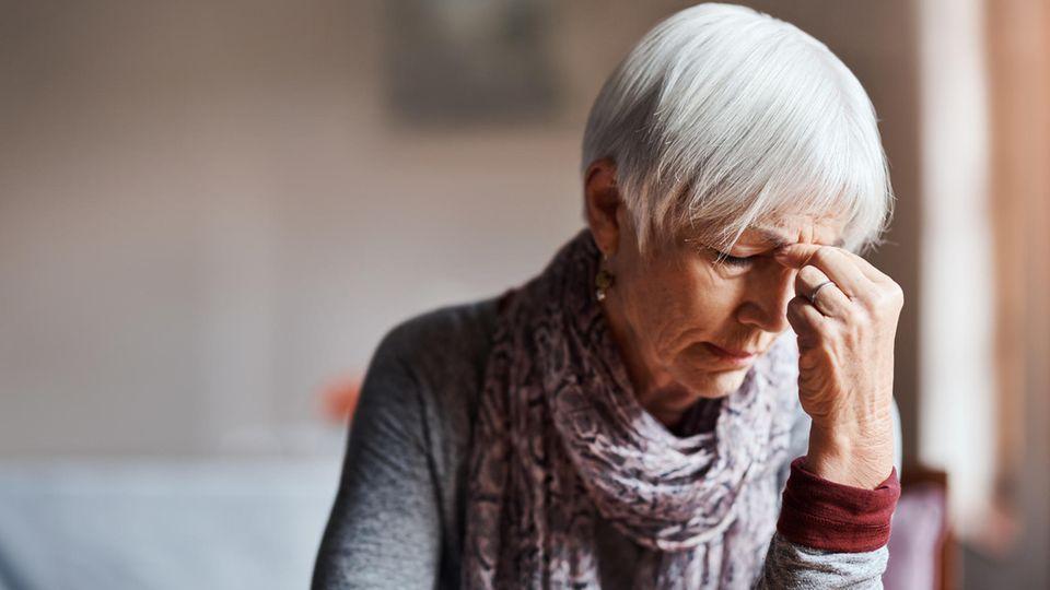 Die Diagnose: Sie hat seit 38 Jahren Nasenbluten – der Grund dafür liegt aber ganz woanders