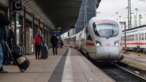 An diesen Bahnhöfen verspäten sich die meisten Züge
