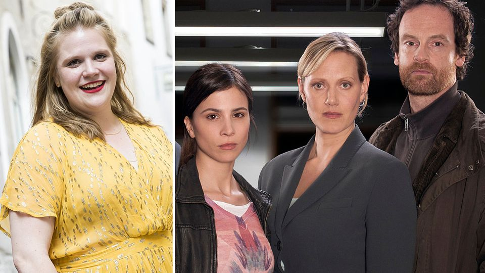 "Rollentausch im Dortmunder ""Tatort""-Team:Stefanie Reinsperger (l.) kommt, Aylin Tezel geht"