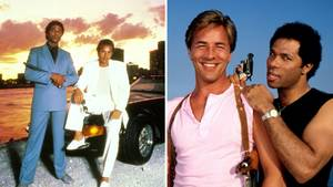 """Miami Vice""-Star Don Johnson"