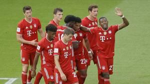 Der FC Bayern muss erst noch das Rückspiel gegen den FC Chelsea bestreiten