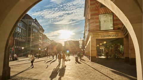 Stadtbummel: Shoppen in München: Hier müssen Sie hin