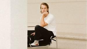 Dennis Müller hat vor wenigen Monaten Amie gegründet