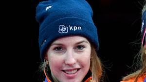 Die nederländische Shorttrack-Weltmeisterin van Ruijven ist gestorben