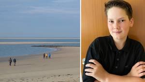 Willi wurde zum Urlaubsdetektiv auf Borkum