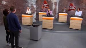 Bares für Rares: Susanne Steiger, Walter Lehnertz, Wolfgang Pauritsch, Daniel Meyer, Julian Schnmitz-Avila