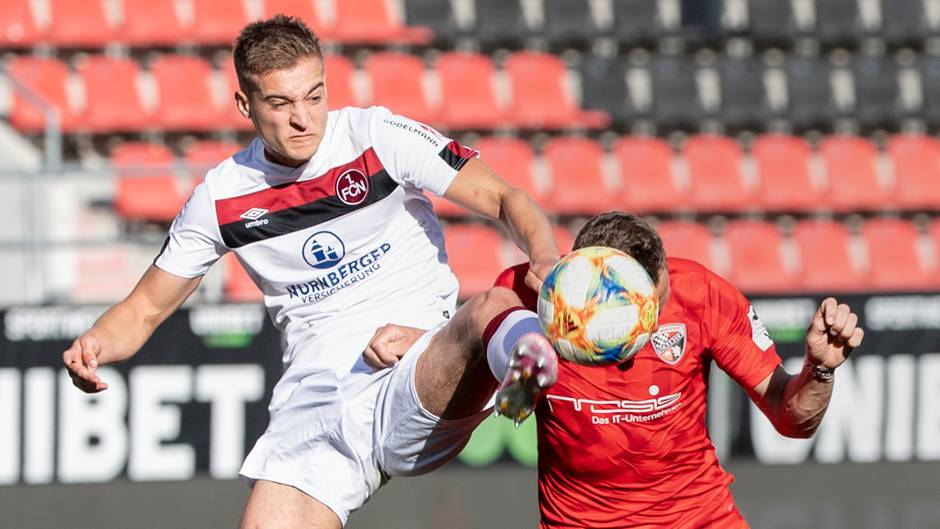 Der FC Ingolstadt in Rot schnupperte lange am Aufstieg und wurde dann doch bitter enttäuscht