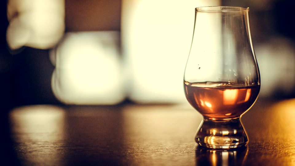 Whisky kann man schmecken lernen