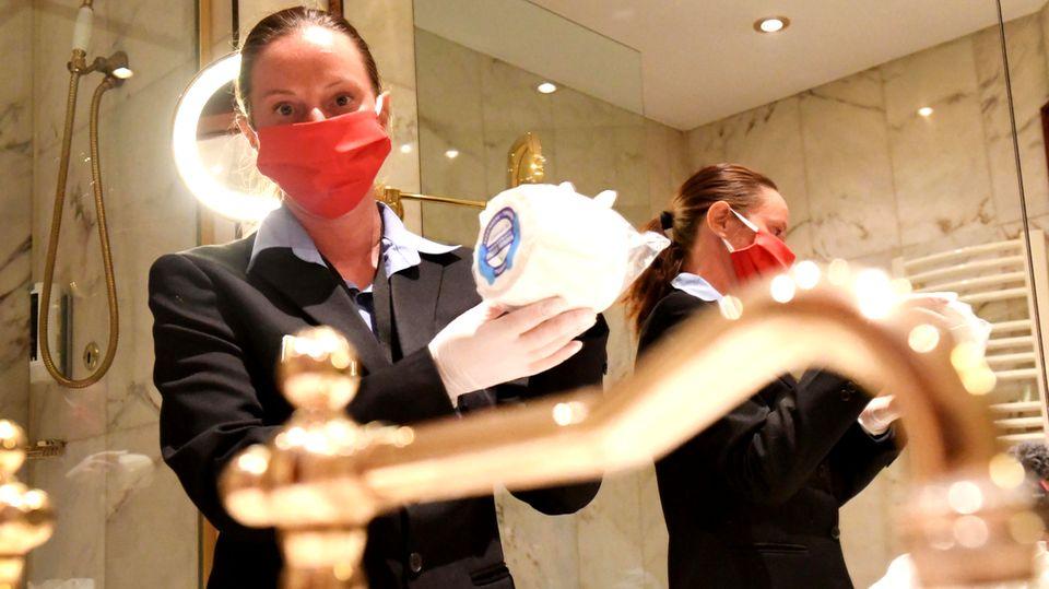 """Auswirkungen der Coronakrise: Wirtschaftsweise Veronika Grimm: """"Wir werden nicht jede Firma retten können"""""""