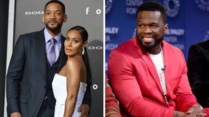 50 Cent mischt sich in Ehekrise von Jada Pinkett und Will Smith ein