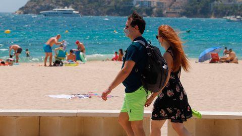 Mallorca: Vorbereitungen auf weitreichende Maskenpflicht